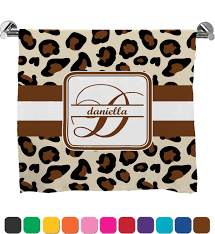 Cheetah Print Bathroom Set by Leopard Print Bathroom Accessories Set Personalized Potty