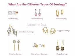 types of earring backs for pierced ears what are types of earrings quora