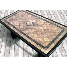 tile top patio table and chairs tile top table and chairs unlockhton info