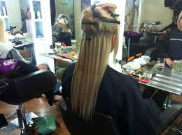 racoon hair extensions hair extensions solihull aesthetics hairdresser solihull award