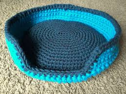 Cat Bed Pattern New Pattern U2013 Sturdy U0026 Comfy Cat Bed Super Bulky Yarn Crochet