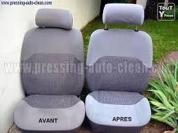 nettoyer siege voiture vapeur préparation d intérieur de véhicule à domicile avec pressing auto