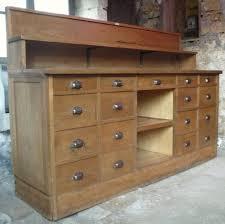 meubles de cuisine occasion meuble de metier pharmacie ancienne 17 tiroirs 1940 mettetal