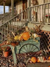 Fall Decorated Porches - 40 amazing fall inspired front porch decorating ideas primitive