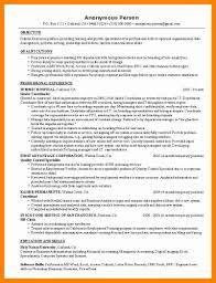 6 human resources resume sample doctors signature