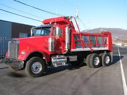 freightliner dump truck freightliner fld dump freightliner pinterest rigs and cars