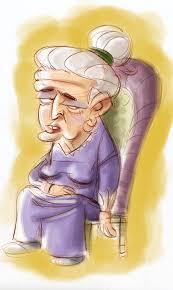 Dulce viejecita