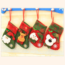 Oversized Christmas Decorations Wholesale by Online Get Cheap Christmas Stockings Wholesale Aliexpress Com