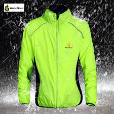 cycling windbreaker jacket wolfbike tour de france cycling windproof long sleeve jersey
