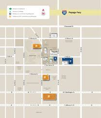 University Of Arizona Map by Directions To The College College Of Pharmacy University Of