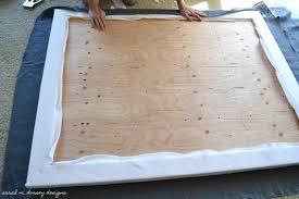 easy diy headboard ideas cool diy backboard bed perfect ideas 8806