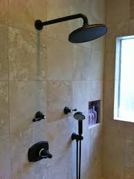 Master Bathroom Remodel by Remodelaholic Master Bathroom Remodel With Double Shower