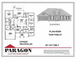Group Home Floor Plans by Paragon Custom Home Group Home Info
