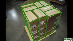 packaging systems pallet patterns youtube