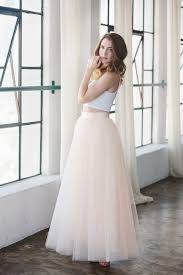 wedding skirt bridal separates to suit every style taste and budget rock n