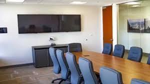 level 3 av dignity health boardroom av integration timelapse