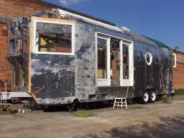 home built travel trailer construction decorating ideas uber