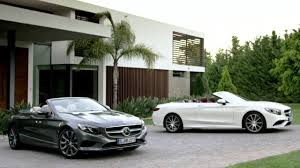 the new s class cabriolet mercedes benz original youtube