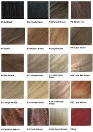 nice n easy hair color chart permanent hair color clairol nice n easy clairol color chart