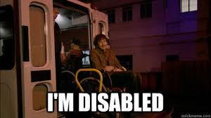 It Crowd Meme - i m disabled it crowd disabled quickmeme