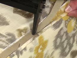 How To Sew Car Upholstery 3 Types Of Upholstery Tack Strips U0026 How To Use Them Sailrite