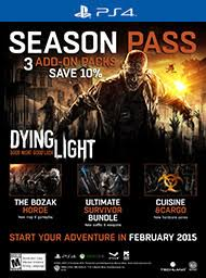 dying light ps4 game download dying light season pass digital download for playstation