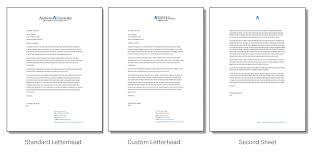 letterhead andrews university