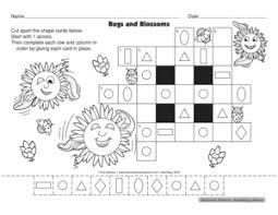 results for patterns kindergarten worksheet guest the mailbox