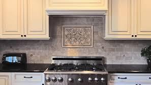 kitchen backsplash metal medallions great kitchen backsplash metal medallions mozaic insert tiles