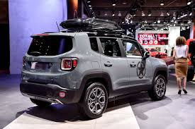 jeep renegade exterior new jeep renegade starts from 16 995 in the uk