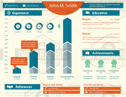 infographic resume templates infographic resume template seasoned pro infographictemplates