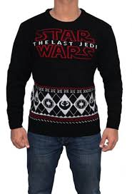 wars the last jedi sweater limited stock