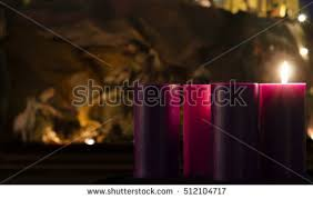 advent candles advent candles stock images royalty free images vectors