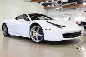 Ferrari 458 Italia - 2012 ferrari 458 italia fusion luxury motors
