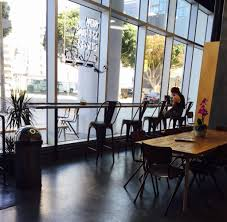 Restaurant Furniture Store Los Angeles Best Coffee Shops For Writers In Los Angeles Central La Siel Ju