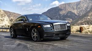 roll royce rolles rolls royce wraith review autoevolution