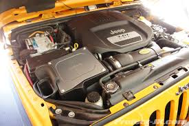 cold air intake for jeep airaid 2012 jeep jk wrangler cold air intake system installation