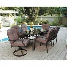 Piece Round Dining Set Foter - 7 piece outdoor dining set with round table