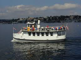 Sleepless In Seattle Houseboat by Fremont Avenue Ice Cream Cruises Are A Treat At Lake Union Park