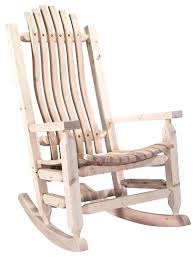 Folding Rocking Chair Folding Outdoor Rocking Chair Solid Wood Rocking Chair Rustic