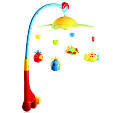 baby crib lights toys 2016 new arrival baby musical star projection hanging bell crib