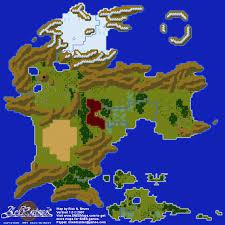 Ff9 World Map by Gaf I Love World Maps Don U0027t You Page 4 Neogaf