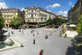Webcam Baden Baden Leopoldsplatz Baden Baden