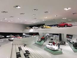 porsche museum structure automotive history at the porsche museum in stuttgart the globe