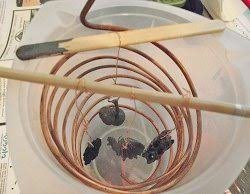 electroforming copper lessons learned four things i learned while electroforming