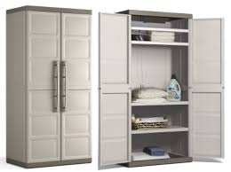 Outdoor Storage Cabinets With Shelves Plastic Storage Cabinets And Outdoor Storage Cabinets