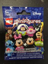 Lego Blind Packs Lego Legoes 71012 Disney Minifigures New Sealed Pack Blind Bag