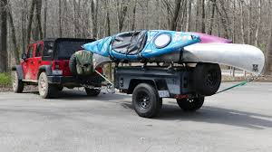 jeep kayak trailer lake shakamak state park indiana jeep manley orv kayaks