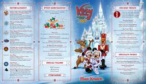mickey s merry map 2017 walt disney world