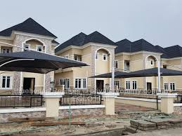 4 bed duplex for sale in lekky county homes megamound estate
